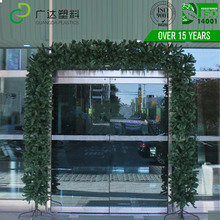 christmas decoration arch wedding outdoor entrance arch designs Christmas Artificial Handmade Christmas Arch Garland