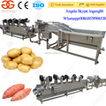 Industrial Potato Washing Machine with CE Certificate on Sale