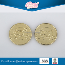 Factory wholesale blank medal souvenir token