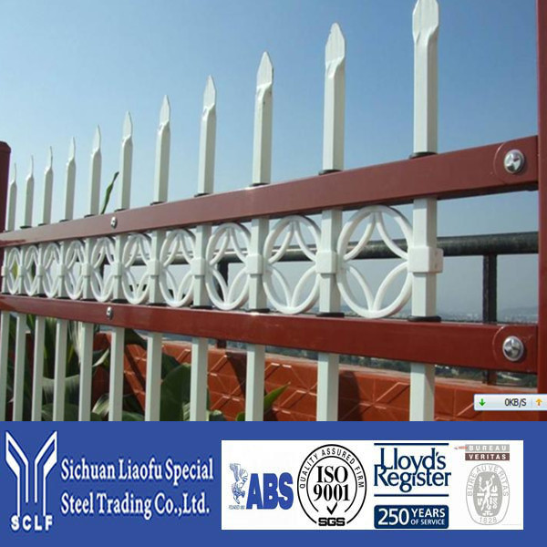Raw Material S235JR Sheet Metal Fence Panel