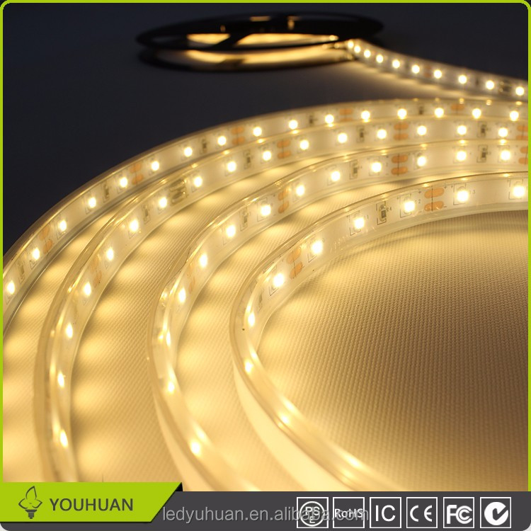 Hot selling high quality 24v dc SMD2835 flexible led strip light with RF wireless dimmer