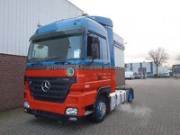 USED TRUCKS- MERCEDES-BENZ ACTROS 1841 4*2 TRACTOR UNIT (LHD 2863)