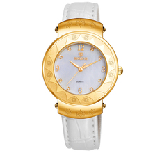 new fashion african style gold plated chain bracelet watch ladies wrist watch