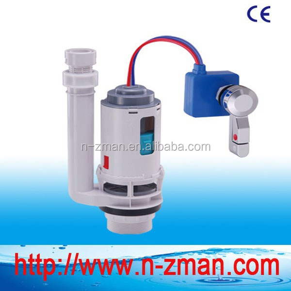 push water valve,wire flush valve,wc flush valve