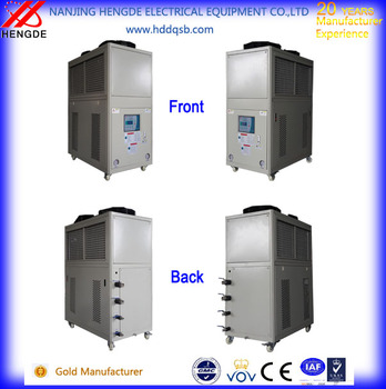 10Ton scroll type air cooled chiller