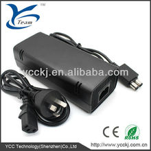 China supplier for Xbox One xBox360 Slim Console Power Supply Cord AC Adapter Adaptor 220V