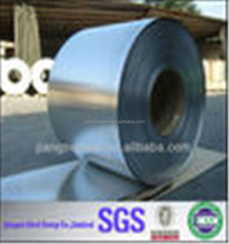 304 316l 2B STAINLESS STEEL COIL/ prime cold rolled steel coils