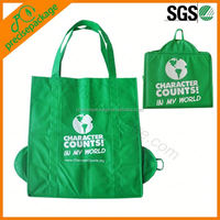 2014 non woven fold bag for shopper