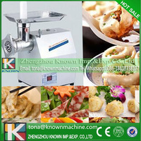 Commercial one-click power switch manual meat grinder hand in grinder with good cutting processability