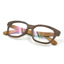 Janpan handmade bamboo glasses wooden latest spectacles