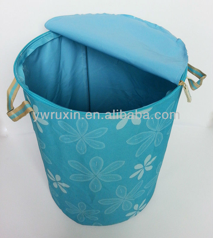 new arrival hot sale high quality toy /cloth laundry basket/hamper