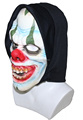 Grim demon foam carnival dress up psychic soft Skeleton ghost mask