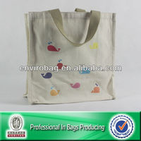 School Student Daily Life Canvas Bag