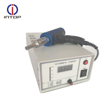 CE Approved Hand Held Ultrasound Power Supply For Plastic Welding Riviting Joint Welder