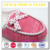 Women girls'spring autumn winter sweet cozy knitted home house office floor slipper/sandals/mules