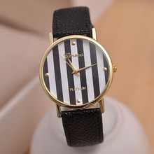 Mix color Top selling fashion design new products wholesale china watches