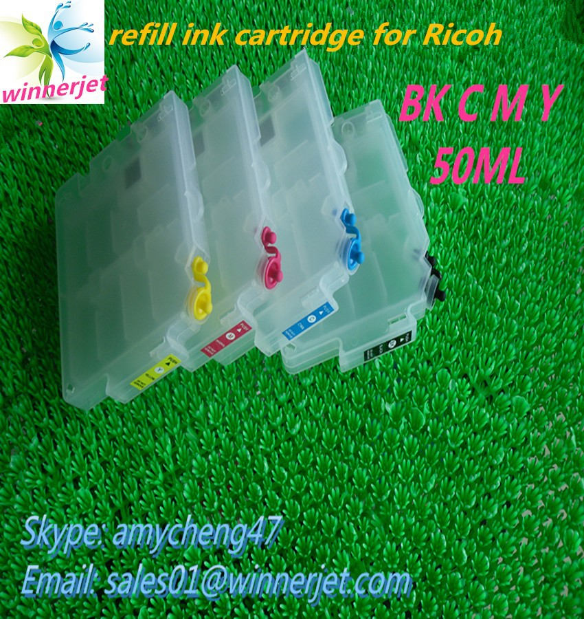 Hot for sale ! Refillable ink cartridge and chip resetter for Ricoh GC-21 GX7000,GX5050N,GX5000,GX3050SFN,GX3050N