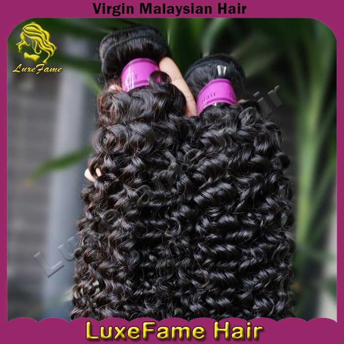 2015 New arrival hot product unprocessed hair wefts nice jerry curl human hair