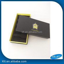 Customized off-lid paper box for wine bottles paper gift box packaging