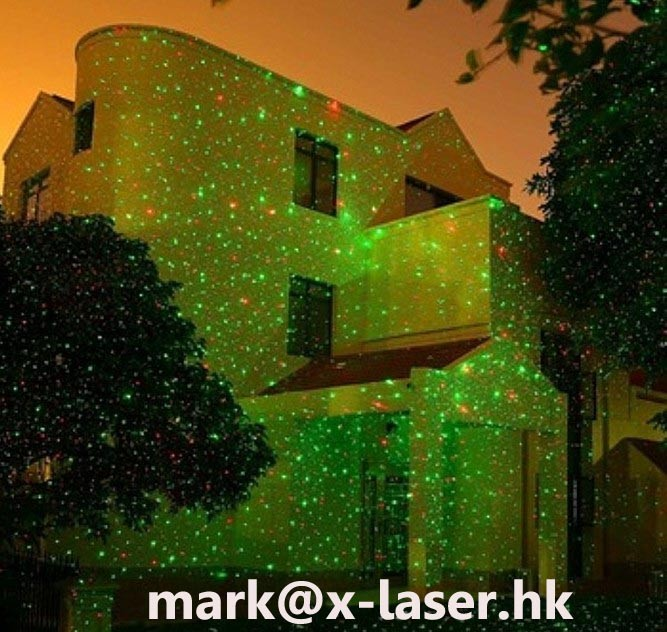 Laser light new arrival solar garden light car roof top ceiling star light christmas decorating