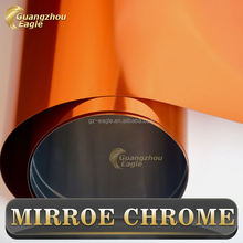 New Color Vinyl Wraps! Mirror Chrome Vinyl Factory Supply Best Price
