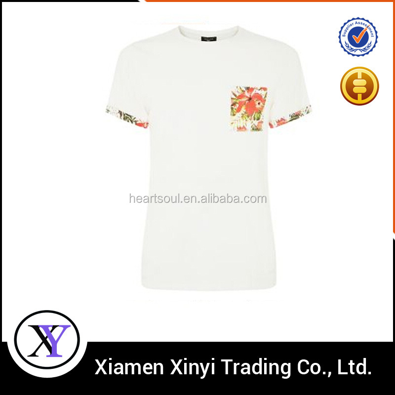 High Quality Factory Price Custom Printed self design t-shirt