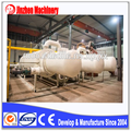 Automatic batch-type waste plastic pyrolysis plant with free installation