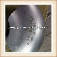 asme b16.9 api 5l x52 steel elbow