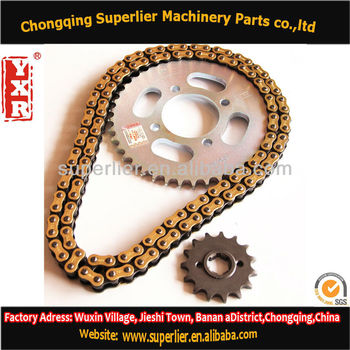 Factory Spec brand 14 Tooth Steel dt 125 sprocket Motorcycles FS-1687