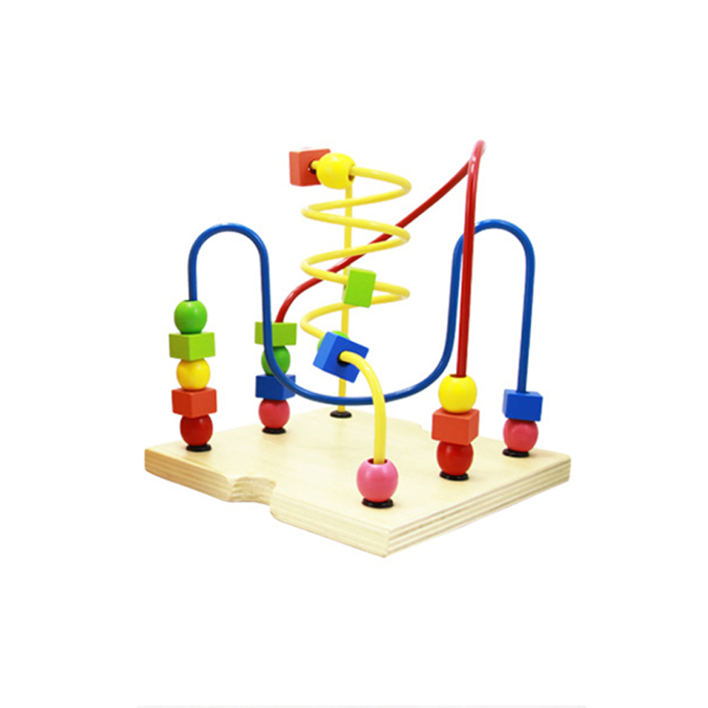 Factory Price Solid Wooden Montessori Early Education Toys Shape Sorter Board For Children Use