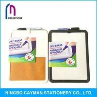 ISO certificated sliding white board
