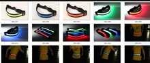 new products 2016 innovative product waist belt elastic with led light