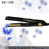 wholesale professional gorgeous mini ceramic hair straightener with led display