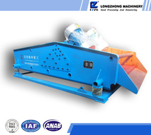 wet minerals dewatering sieving machine from Henan supplier