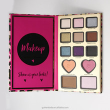 Too Hot The Best New Faced Glitter Eye shadow Palette THE POWER Makeup Eyeshadow Palette Bar