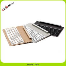 3 in 1 Bluetooth Keyboards with Backlight for ipad air,aluminum ABS adjustable computer keyboard stand for ipad air!