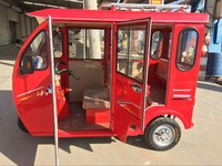 Solar electric tricycle for passenger electric tuk tuk