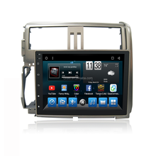 9'' Andriod Car DVD Player Multimedia Head Unit Navigation and Entertainment System for Toyota Prado 150 2010-2012
