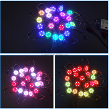 Hot selling LED string light/ falling star LED Christmas lights/ LED permanent Christmas lights