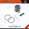 for 55.5MM DT125 BIKE motorcycle cylinder kit racing forged piston