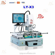LY X3 Economical rework station with optical alignment system, soldering station applicable to all forms of encapsulation