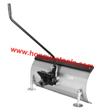 hydraulic automatic control snow blade for tractor