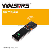 Wireless DualBand wifi adapter,300Mbps network card,.Operating distance of up to 300m