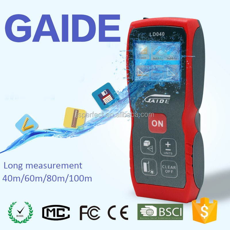S model Digital laser meter infrared distance measurement device