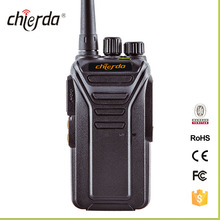 Chierda VHF/UHF walkie talkie 2w two way radio with PTT and ID Dode CD-318