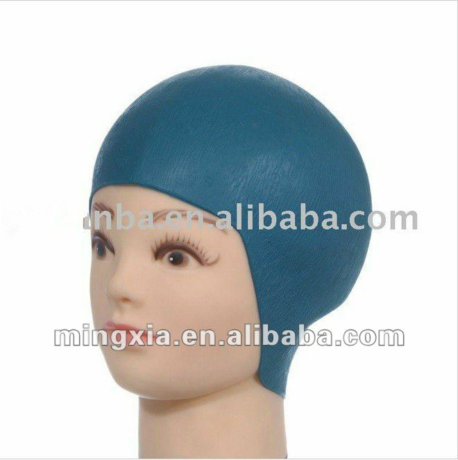 Hairdressing silicon tinting cap