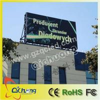 IP65 strong waterproof P8 full color outdoor led display