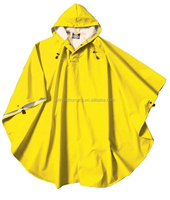 Adjustable Rain Poncho with Travel Pouch,travel rain poncho breathable rain poncho