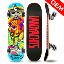 China Factory Skateboard Cold Press Plywood Skate 8 Inch Maple Custom Cutting Board