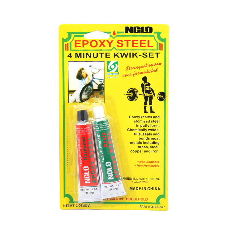Hot selling Two components Epoxy steel Ab glue